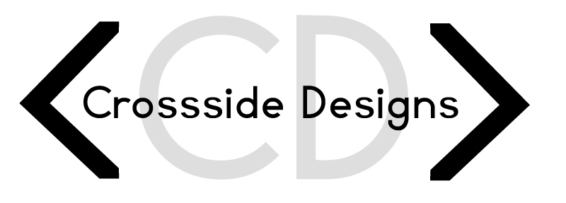 Crossside Designs - Its whats inside that counts!